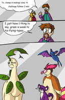HG Nuzlocke : 27 by SaintsSister47