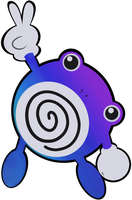 Poliwhirl - PokeDex Collab