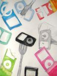 iPod Nano bars'n'nougats by Chocoreaper