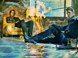 The Winchesters by Nadin7Angel