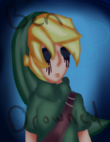 :ART TRADE: BEN DROWNED by Lil-Shit-McCree