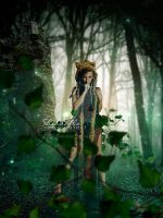 The Forest Trickster by Shirokibo