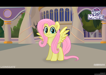 MLP Movie (2017) -- Fluttershy! by ShutterflyEQD
