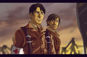 Munich 1945 - The Animation by Irukachan