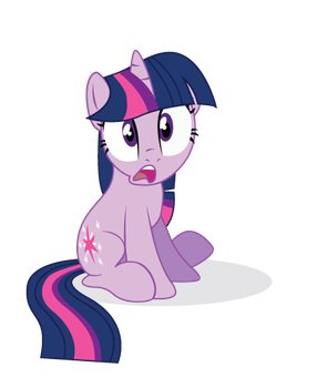 365 Day 113 Twilight Sparkle by Korikian