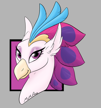 Queen Novo by MythPony