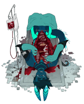 [CM] Goretober - Surgery by Milay