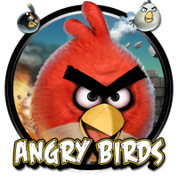 Angry Birds Icon by mohitg