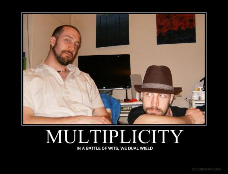 Multiplicity: We Dual Wield by theroyalus