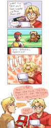 Canada x Beavers OTP by emlan