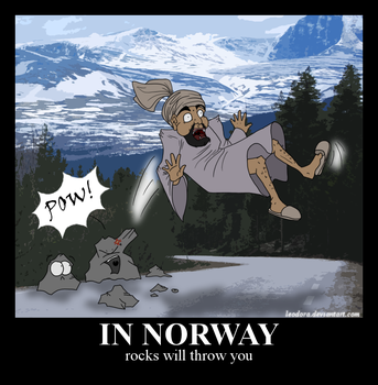 ... in Norway ... by Leodora