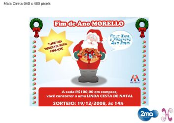 Newsletter Morello by heglys