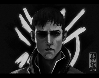 The Outsider from the VOID. by Pendraagon