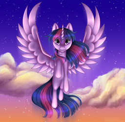 Twilight Sparkle by FlyingPony