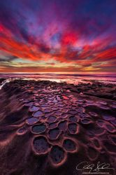 Pacific Eruption by AndrewShoemaker