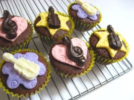 Musicupcakes... by meechan
