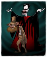 Manos the Hands of Fate by JeffVictor