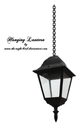 HANGING LANTERN PNG by the-night-bird