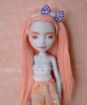 Bubby - OOAK Custom Monster High doll by Katalin89