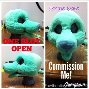 ONE COMMISSION SLOT xxCLOSEDxx by PawthenticCreations