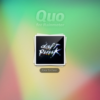 Quo for Rainmeter [Port] by LinkPlay9