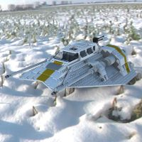 Snowspeeder 10129, 2 by VanishingPointInc