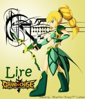 Grand Chase Lire by kimmy77
