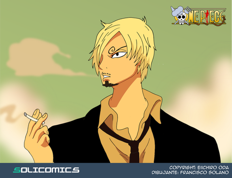 Sanji by Solicomics