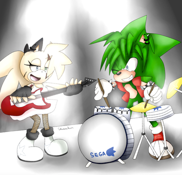 Bc play music together Will be more fun by akalouu