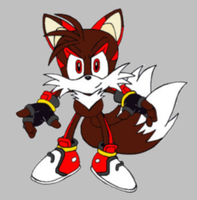 Shadow Tails OLD Version by ChillyP