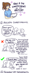 How to Be Confident by SOLAR-CiTRUS