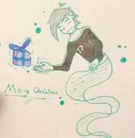 MERRY CHRISTMAS!!! DP! by briethebee