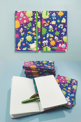 Splatoon 2 Notebook by Aka-Shiro