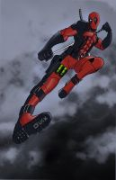 Deadpool by KevinG-art