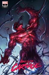 ABSOLUTE CARNAGE #1 FAN EXPO Boston by inhyuklee