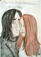 Severus + Lily, The Hereafter by sindie11