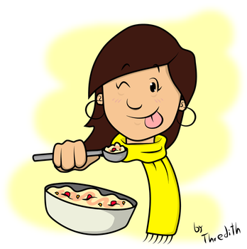 Picky Eater by thredith