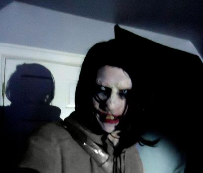 Jeff the Killer - these eyes by SnuffBomb