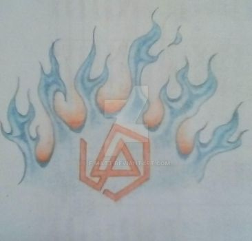 Tattoo Design Linkin Park Tribute by E-Matt