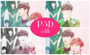 PSD #35 by TrangMelody