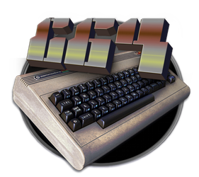 Commodore 64 Icon - PNG+XCF by Anarkhya