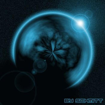 Planet With Filter by schmitthrp