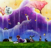 A world of my own by louise-rabey
