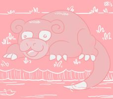 Slowpoke by professorhazard