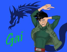 Gai YOUTHFULL ENTRY by 94Catgirl