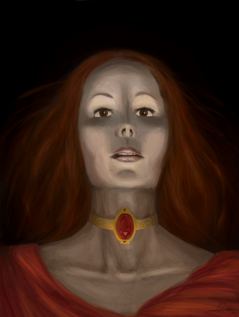 Melisandre by Silverpaperplate