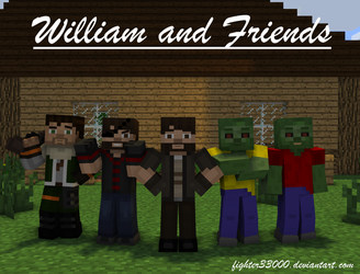 William and Friends - Cover by fighter33000