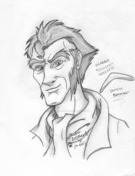 Captain Boomerang by Shadow-of-the-Wolf