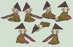 Pyramid Head Furcadia Avatar by Zingey