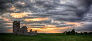 Knowlton Sunset by twoiiz